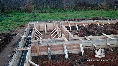 Расчет нагрузки на фундамент в Мытищах